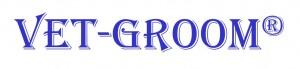 VET-GROOM - Schriftzug-Banner